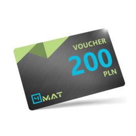 Voucher 4MAT 200 PLN