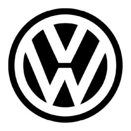 VW Dekielki do felg grawerowane, kpl.
