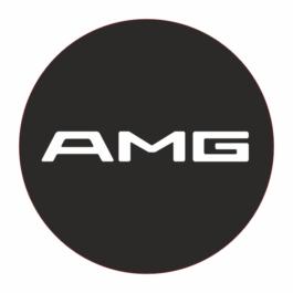 AMG Dekielki do felg Premium kpl.