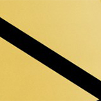 Lustro Złote/Czarny
