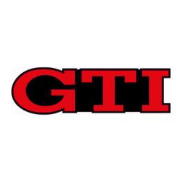 GTI Emblemat tylny