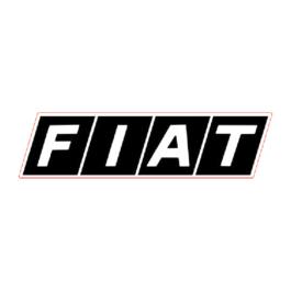 FIAT Emblemat tylny