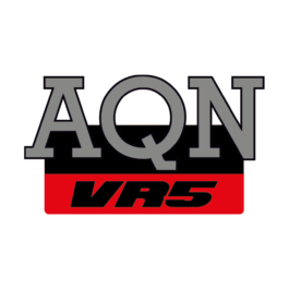AQN VR5 Emblemat przedni