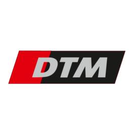 DTM Emblemat tylny