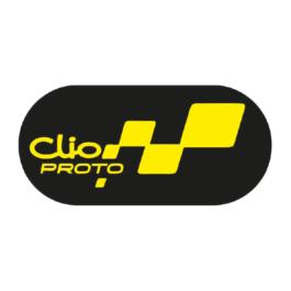 CLIO PROTO Emblematy boczne 2 szt.