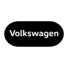 VOLKSWAGEN Emblematy boczne 2 szt.
