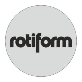 ROTIFORM Dekielki do felg Premium kpl.
