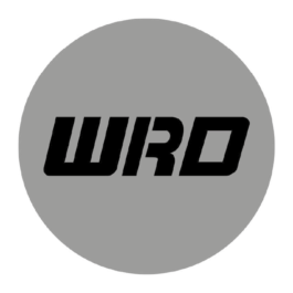 WRD Dekielki do felg grawerowane kpl.