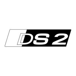 DS2 Emblemat przedni