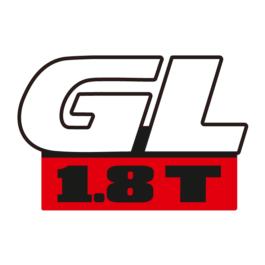 GL 1.8T Emblemat przedni