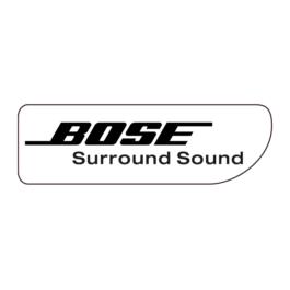 BOSE Surround Sound Emblemat wewnętrzny 2 szt.