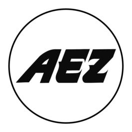 AEZ Dekielki do felg grawerowane kpl.